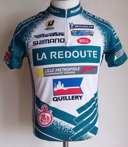 Maillot cycliste vintage V.C Roubaix La Redoute
