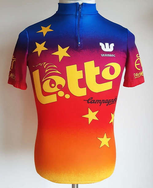 Maillot cycliste équipe Lotto Eddy Merckx