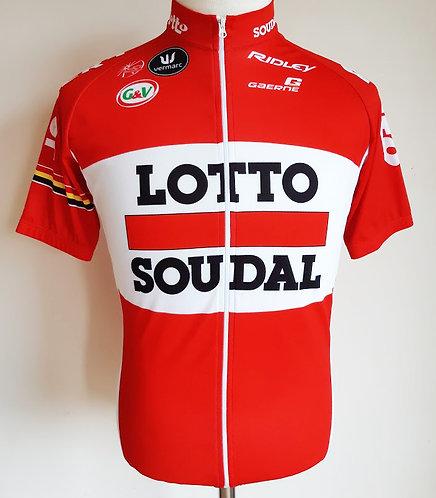 Maillot cycliste Lotto Soudal