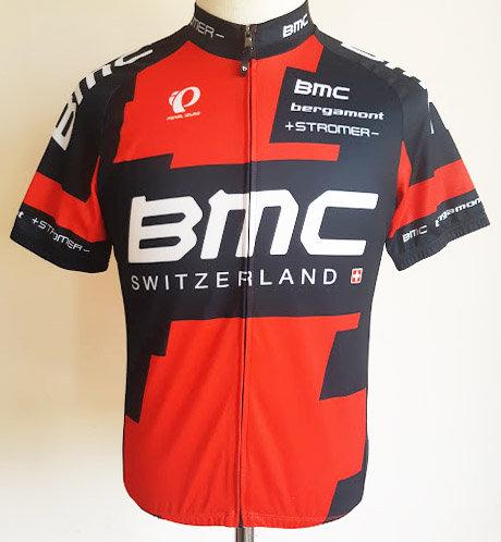 Maillot cycliste BMC Racing Team