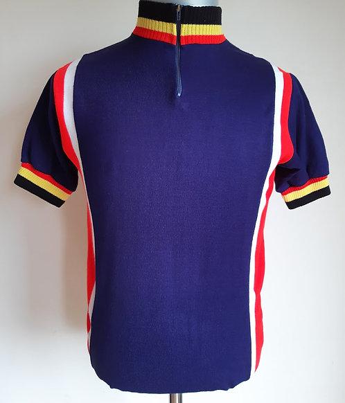Maillot cycliste vintage Belgique