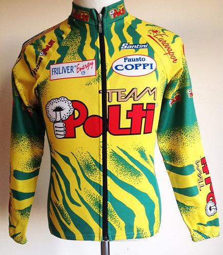 Veste cycliste Team Polti