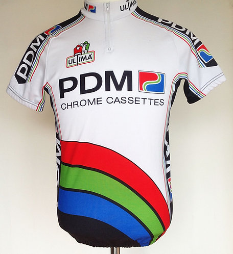 Maillot cycliste PDM-Ultima-Concorde