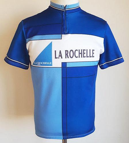 Maillot cycliste vintage La Rochelle