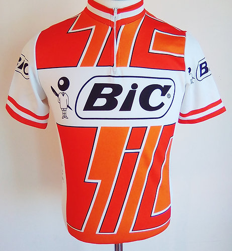 Maillot cycliste Bic