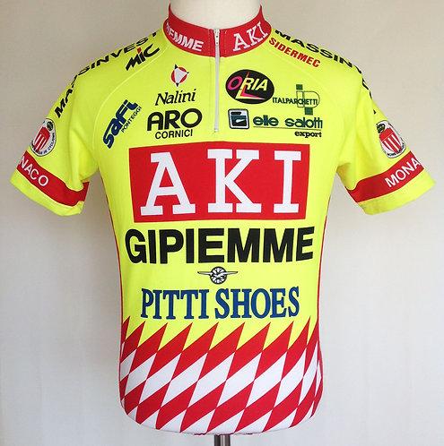 Maillot cycliste Aki Gipiemme
