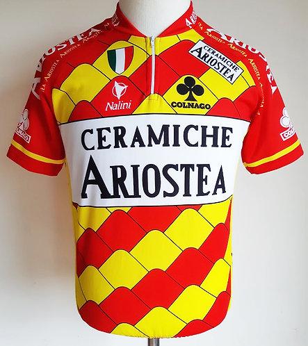 Maillot cycliste Ceramiche Ariostea