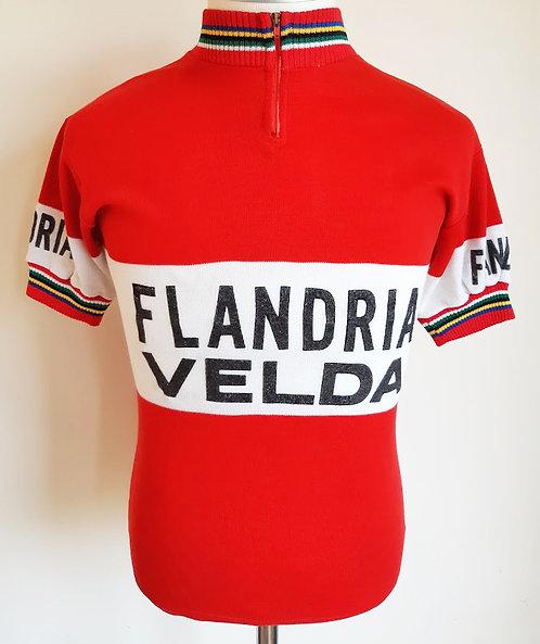 Maillot cycliste Flandria Velda