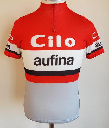 Maillot cycliste Cilo Aufina