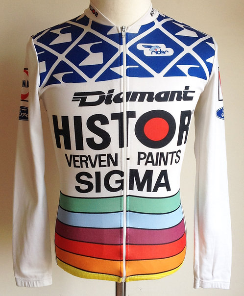 Maillot cycliste Histor Sigma