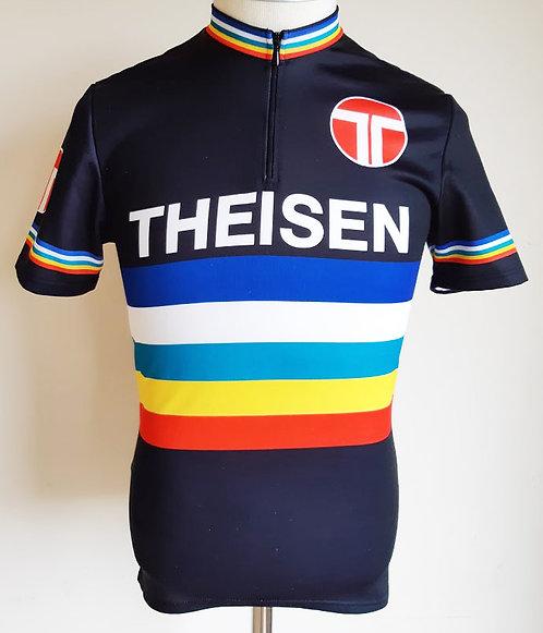 Maillot cycliste vintage Theisen