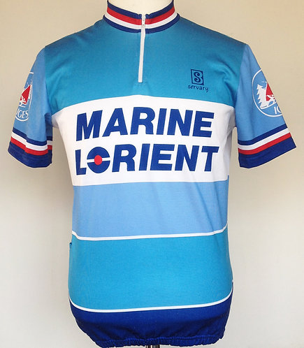 Maillot cycliste Marine Lorient