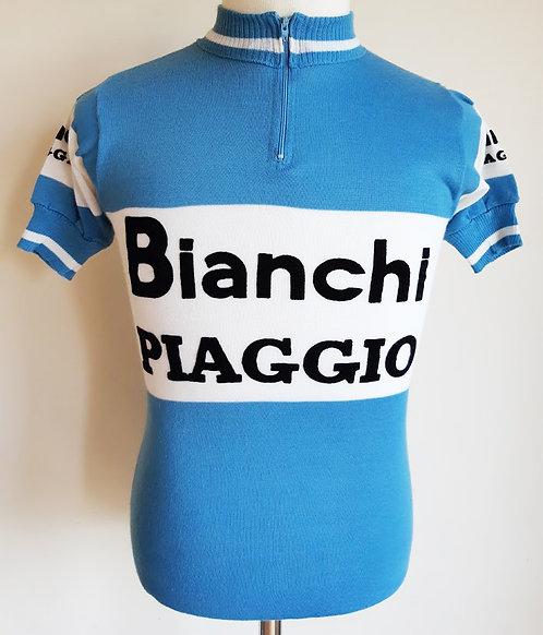 Maillot cycliste Bianchi Piaggio