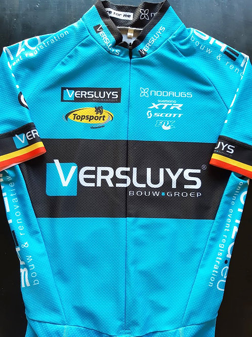 Combinaison cycliste Versluys pro mountain bike team