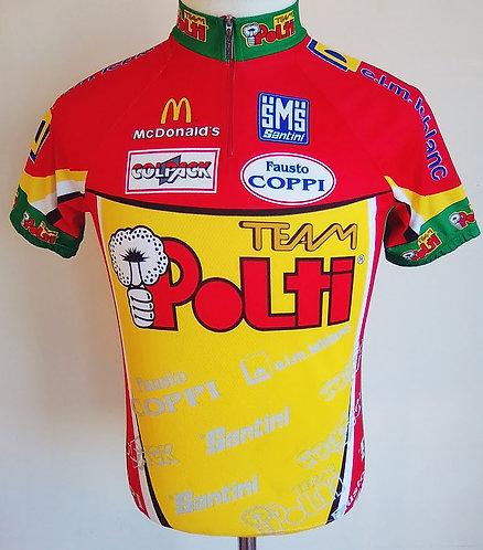 Maillot cycliste Team Polti