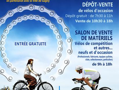 8ème Braderie du Vélo de Gagny