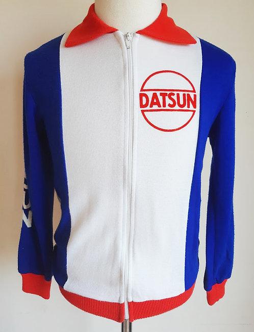 veste cycliste vintage Datsun