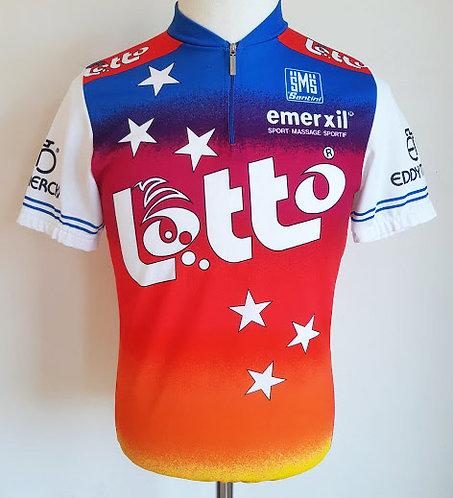 Maillot cycliste Lotto Eddy Merckx