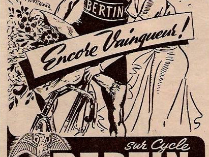Une légende nordiste, les Cycles Bertin.