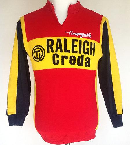 Maillot cycliste Ti Raleigh Creda