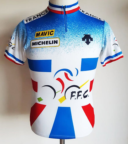 Maillot cycliste F.F.C