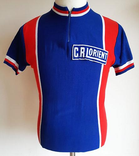 Maillot cycliste vintage C.R Lorient
