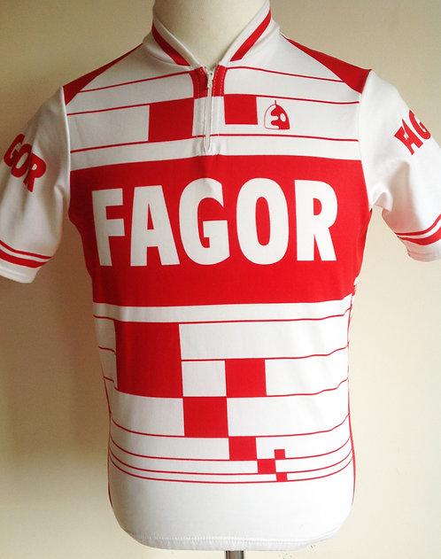 Maillot cycliste équipe Fagor