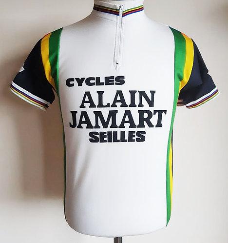 Maillot cycliste Cycles Alain Jamart