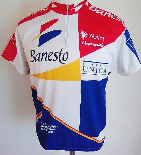 Maillot cycliste Banesto