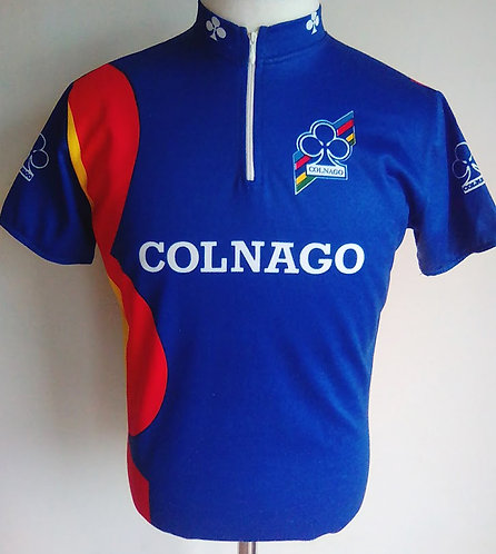 Maillot cycliste vintage Colnago