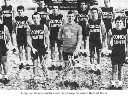 Une légende italienne, l'équipe Zonca