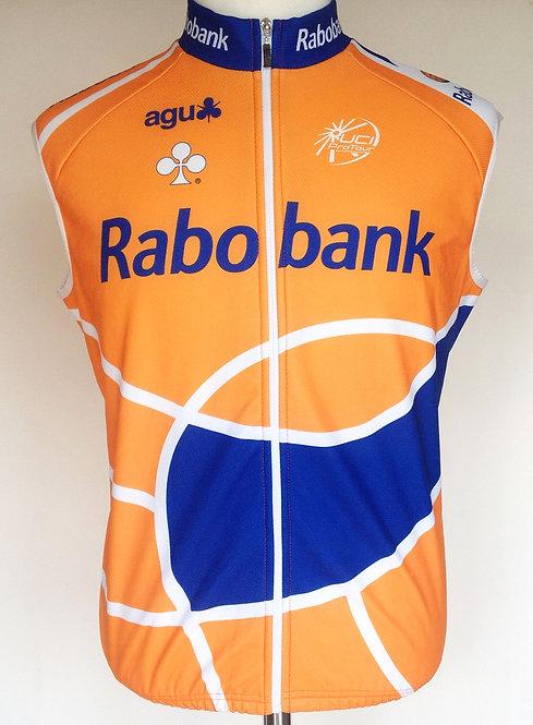 Veste / Gilet cycliste team Rabobank