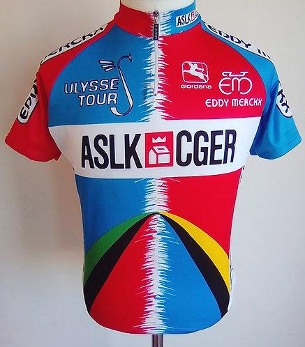 Maillot cycliste ASLK CGER Eddy Merckx