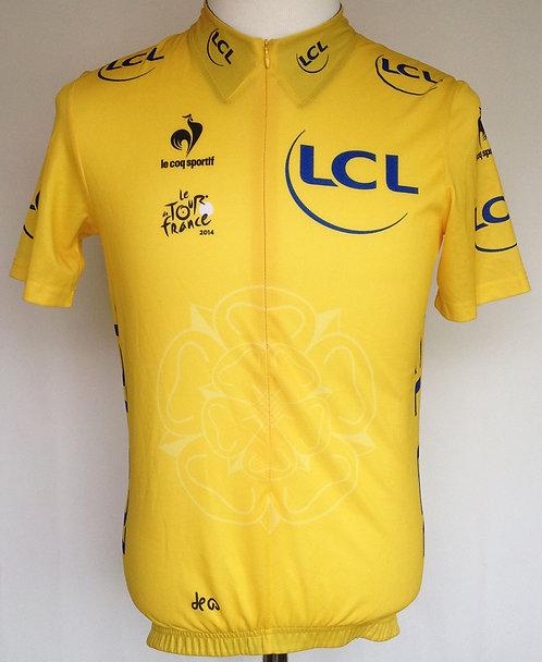 Maillot Jaune Tour de France 2014