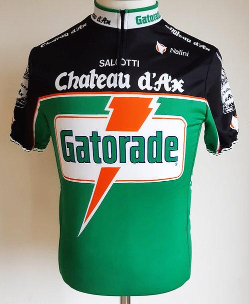 Maillot cycliste Gatorade Château d'Ax