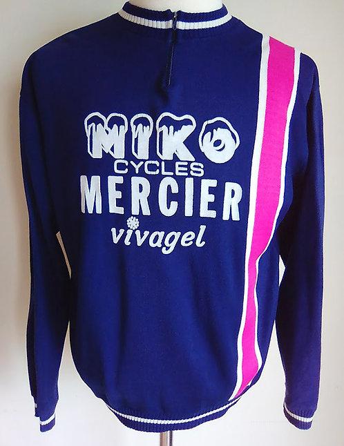 Maillot cycliste Miko Mercier Vivagel