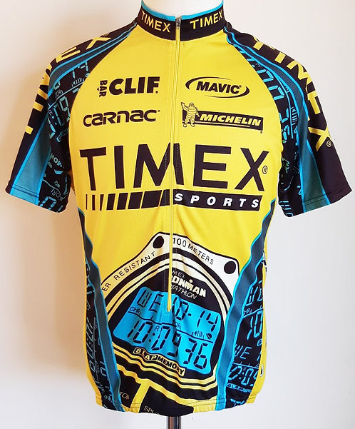 Maillot cycliste Timex Sports
