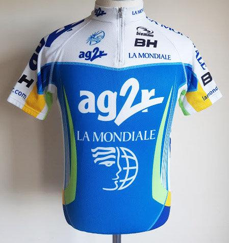 Maillot cycliste AG2R La Mondiale