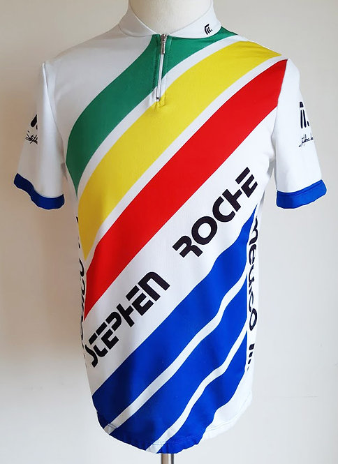 Maillot cycliste vintage Stephen Roche