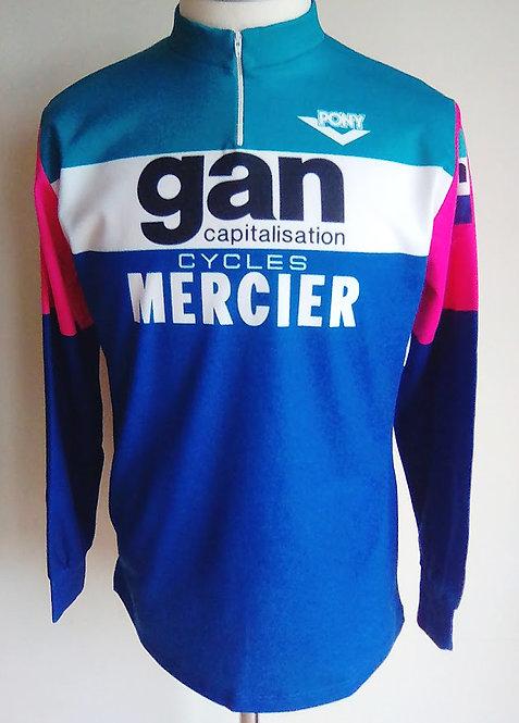 Maillot cycliste Gan Mercier