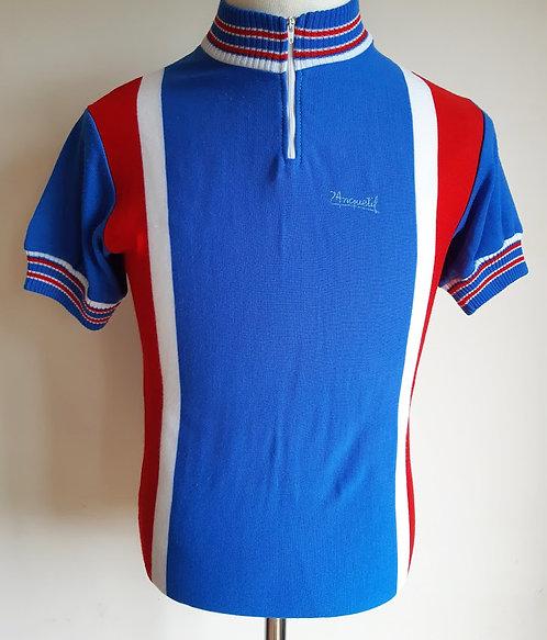 Maillot cycliste vintage Jacques Anquetil