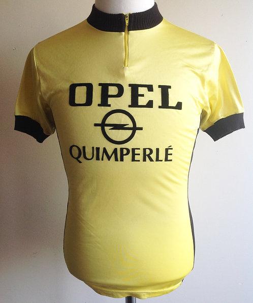 Maillot cycliste Opel Quimperlé