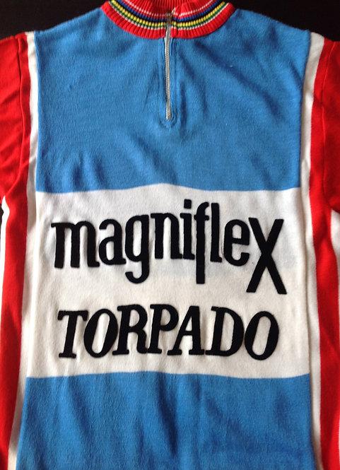 Maillot cycliste Magniflex Torpado