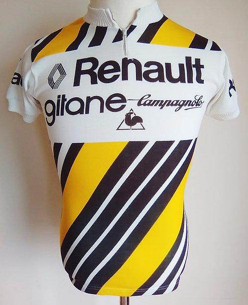 Maillot cycliste Renault Gitane 1979 - S