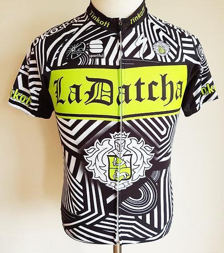 Maillot cycliste Tinkoff La Datcha