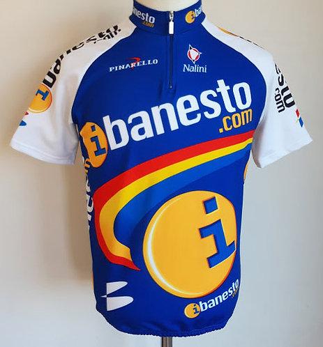 Maillot cycliste IBanesto