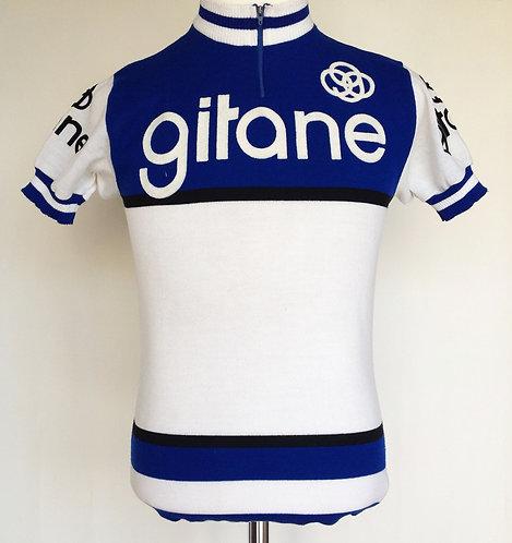 Maillot cycliste vintage Gitane