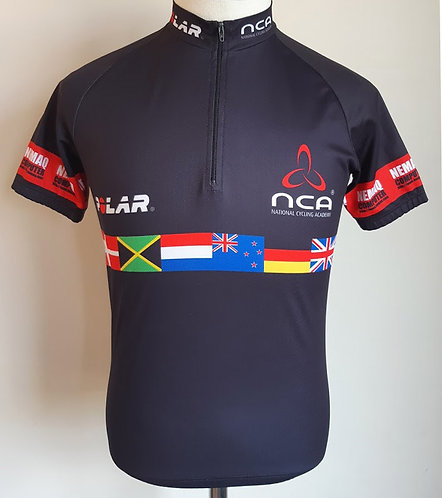 Maillot cycliste National Cycling Academy