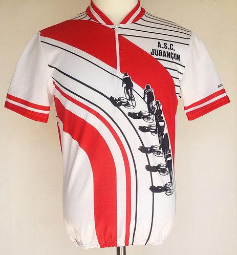 Maillot cycliste vintage Jurançon