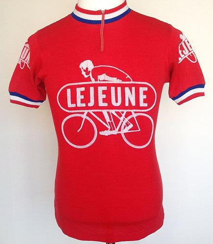 Maillot cycliste vintage Lejeune